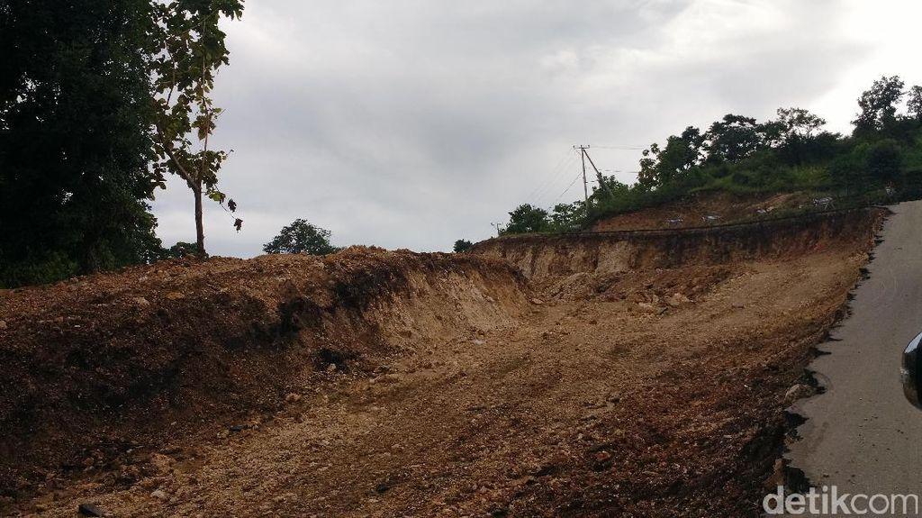 Sabuk Merah Merentang Ratusan Km di Perbatasan RI-Timor Leste
