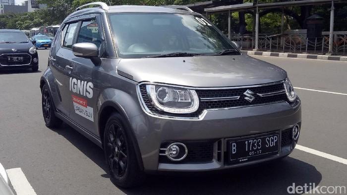 Pertaruhan Suzuki Ignis Sebagai Urban SUV