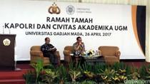 Kapolri : Anggaran Minim, Bisa Jadi Penyebab Korupsi