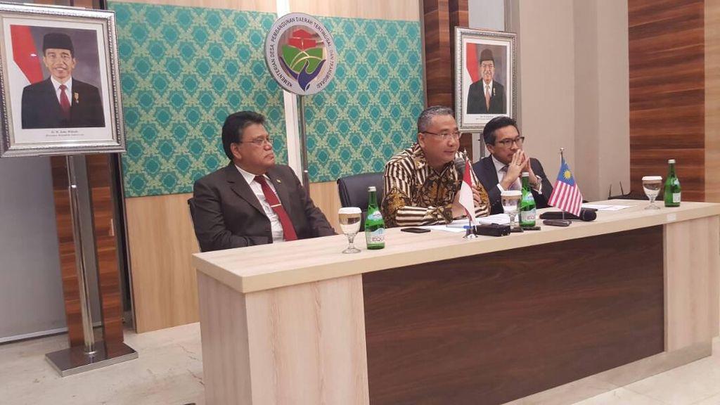 Malaysia Komitmen Investasi Rp 55 T di Infrastruktur RI
