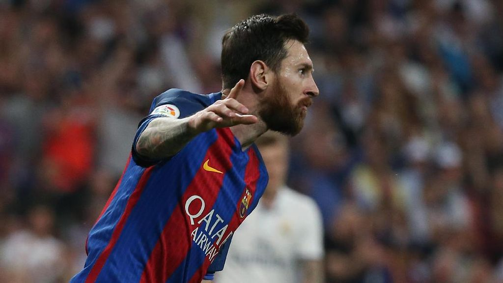 Osasuna Butuh Borgol untuk Hentikan Messi