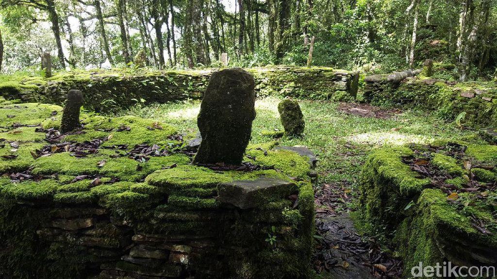 Tempat Penggal Kepala Bernuansa Mistis di Benteng Makes, Atambua