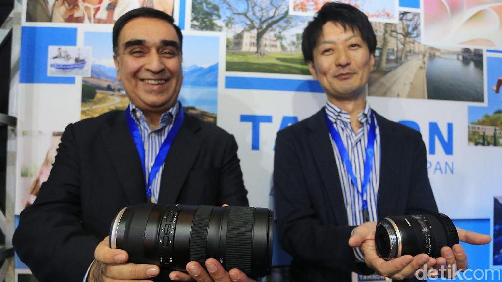Generasi Kedua Lensa Wide dan Tele Tamron Diluncurkan