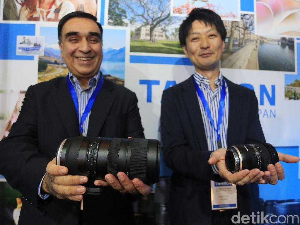 Generasi Kedua Lensa Tamron Tiba di Indonesia