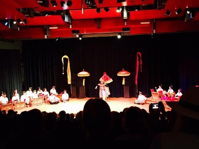 Bukti Tarian Bali Berkelas Dunia di Australia