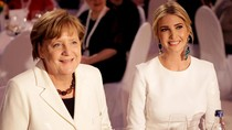 Bela Perlakuan Trump ke Wanita, Ivanka Ditertawakan Publik Jerman