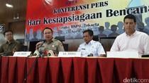 BNPB Luncurkan 3 Aplikasi untuk Deteksi Dini Potensi Bencana