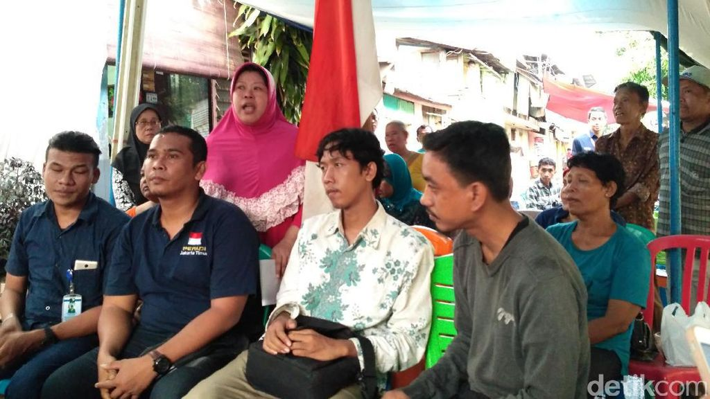 Akan Digusur, Warga Manggarai Minta Bantuan Jokowi