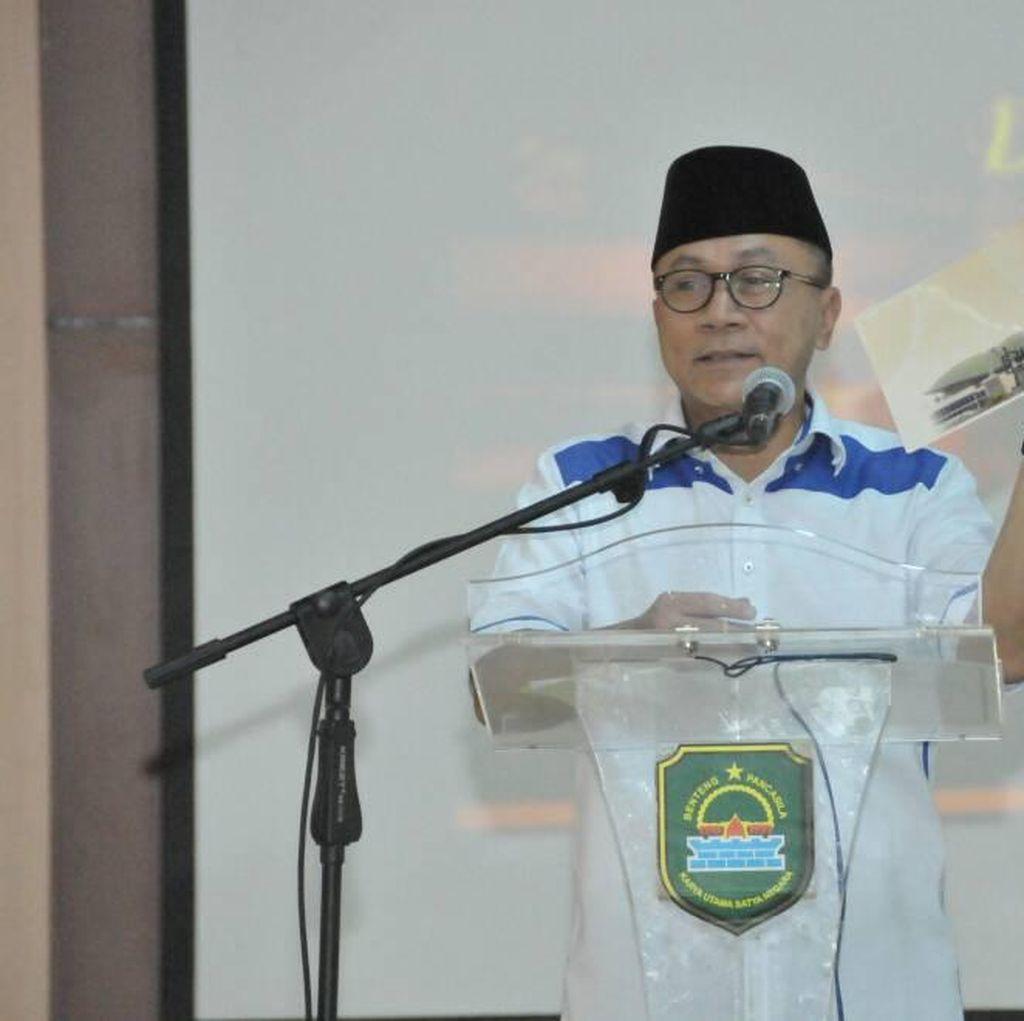 Ketua MPR: Nasionalisme Berarti Dahulukan Tenaga Kerja Sendiri