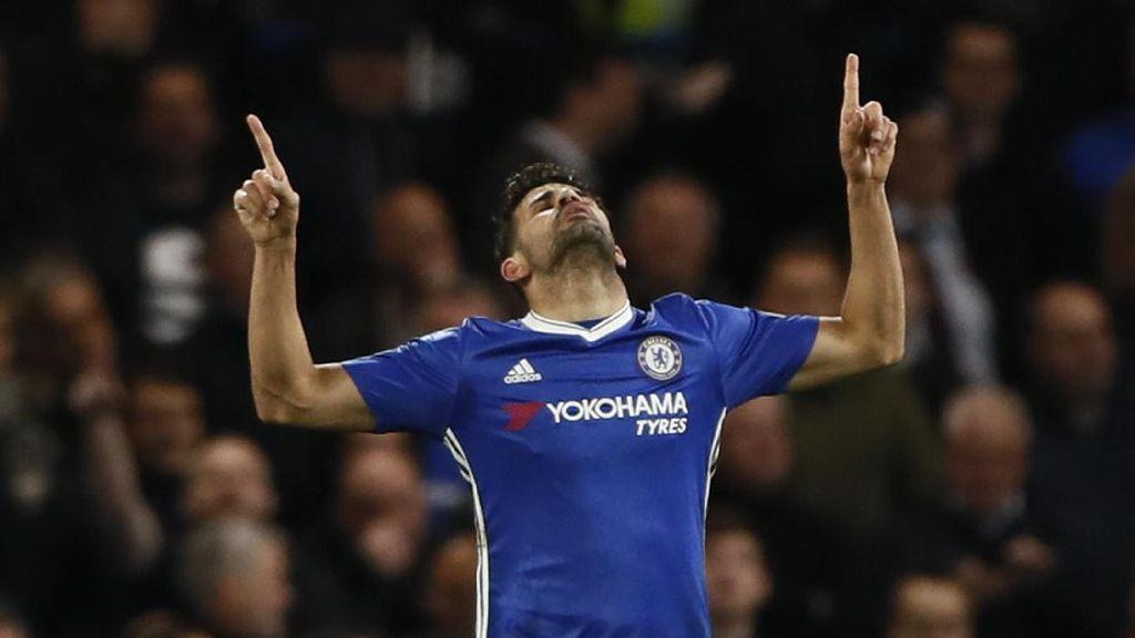 Chelsea Sepakat Jual Diego Costa ke Atletico