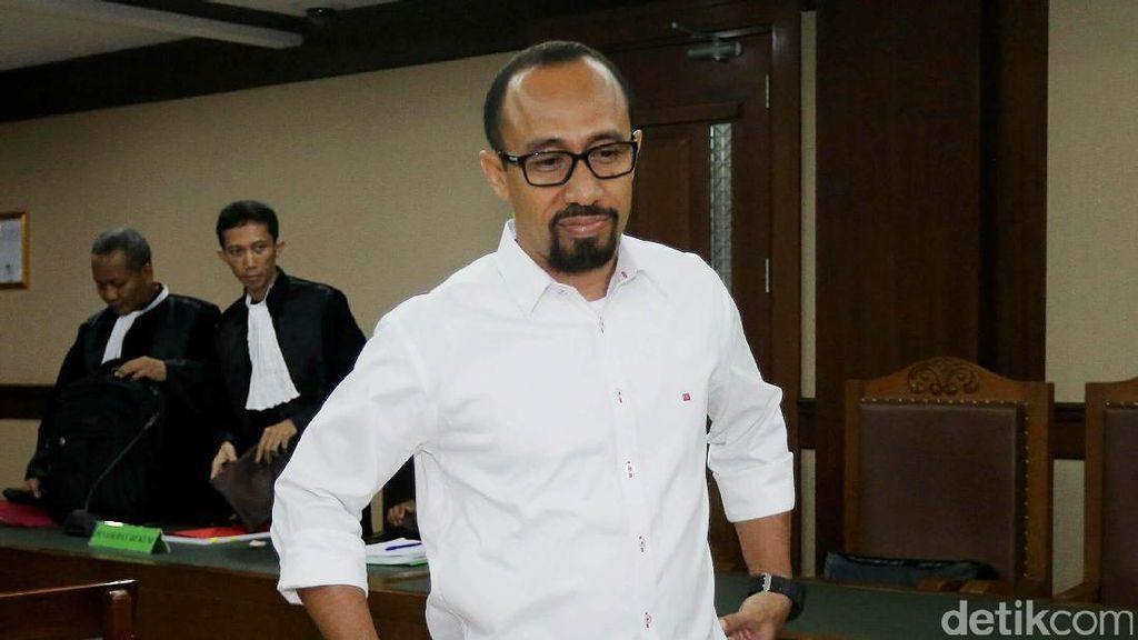 Eks Anggota DPR Taufan Tiro Divonis 9 Tahun Penjara