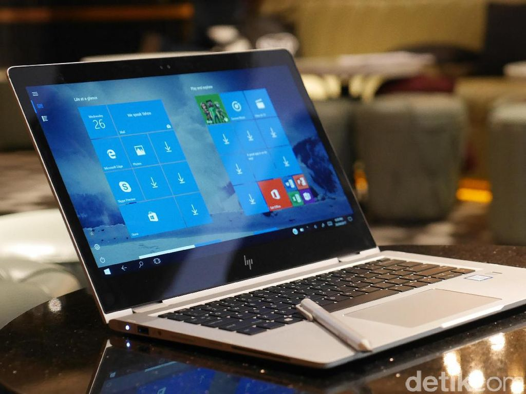 Melirik Laptop Tahan Banting HP EliteBook x360