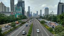 Polisi: Simpang Susun Semanggi Kurangi Kemacetan hingga 30 Persen