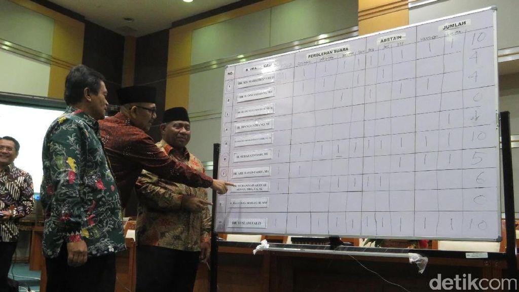 DPR Seleksi Anggota Dewan Pengawas BPKH, Ini Hasilnya