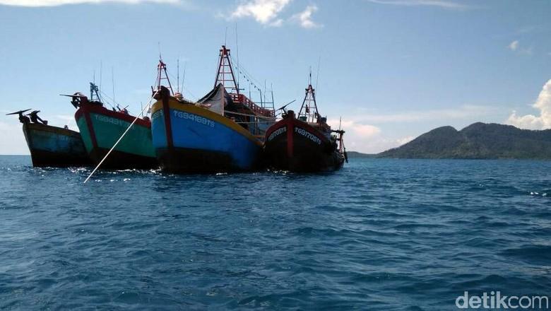Tak Lagi Ada Cantrang, Laut di Merauke Bersih dan Banyak Ikan