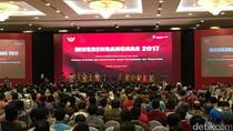 Didampingi Ahok, Jokowi Buka Musrenbang 2017 di Bidakara