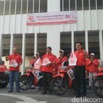 Honda Jateng Siapkan Mekanik 24 Jam