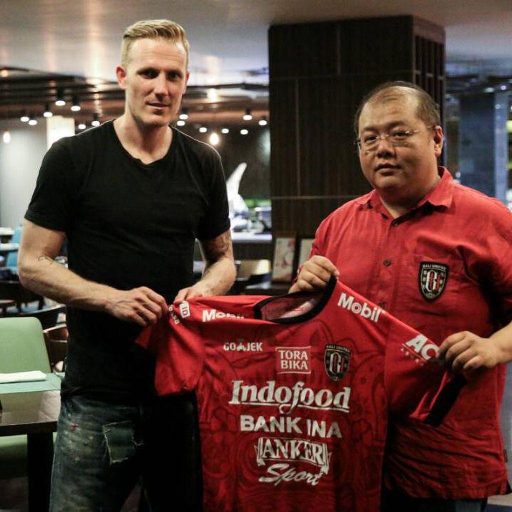 Bali United Gaet Pemain yang Dulu Perkuat Tim Juara Liga Belanda 2009