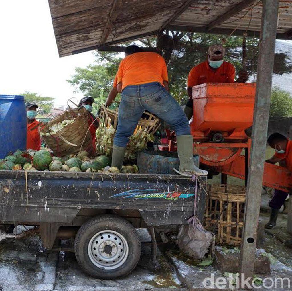 Pemkot Harap Pasar di Surabaya Tiru PIOS Kelola Sampah Mandiri