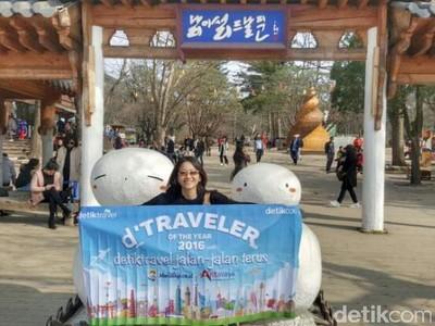 Asyiknya Jalan-jalan ke Korea Selatan Bareng detikTravel