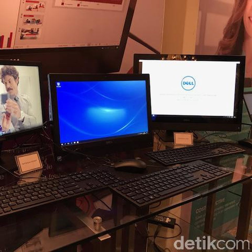 10 Perangkat Dell Serbu Pasar Indonesia