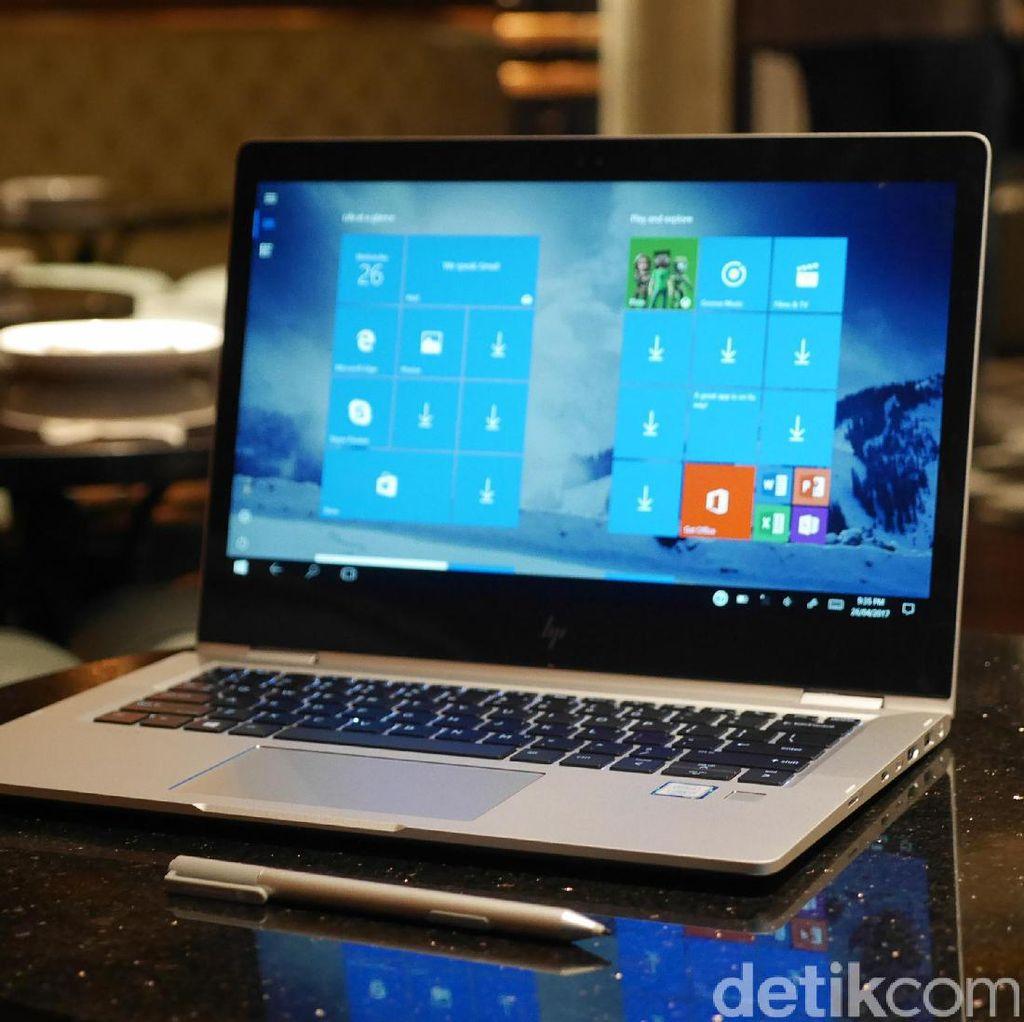 HP EliteBook x360 Meluncur, Harganya Mulai Rp 23,8 Juta