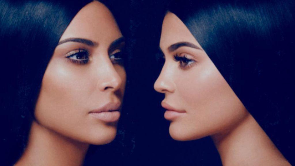 Lipstik Kolaborasi Kylie Jenner dan Kim Kardashian Habis dalam 2 Jam