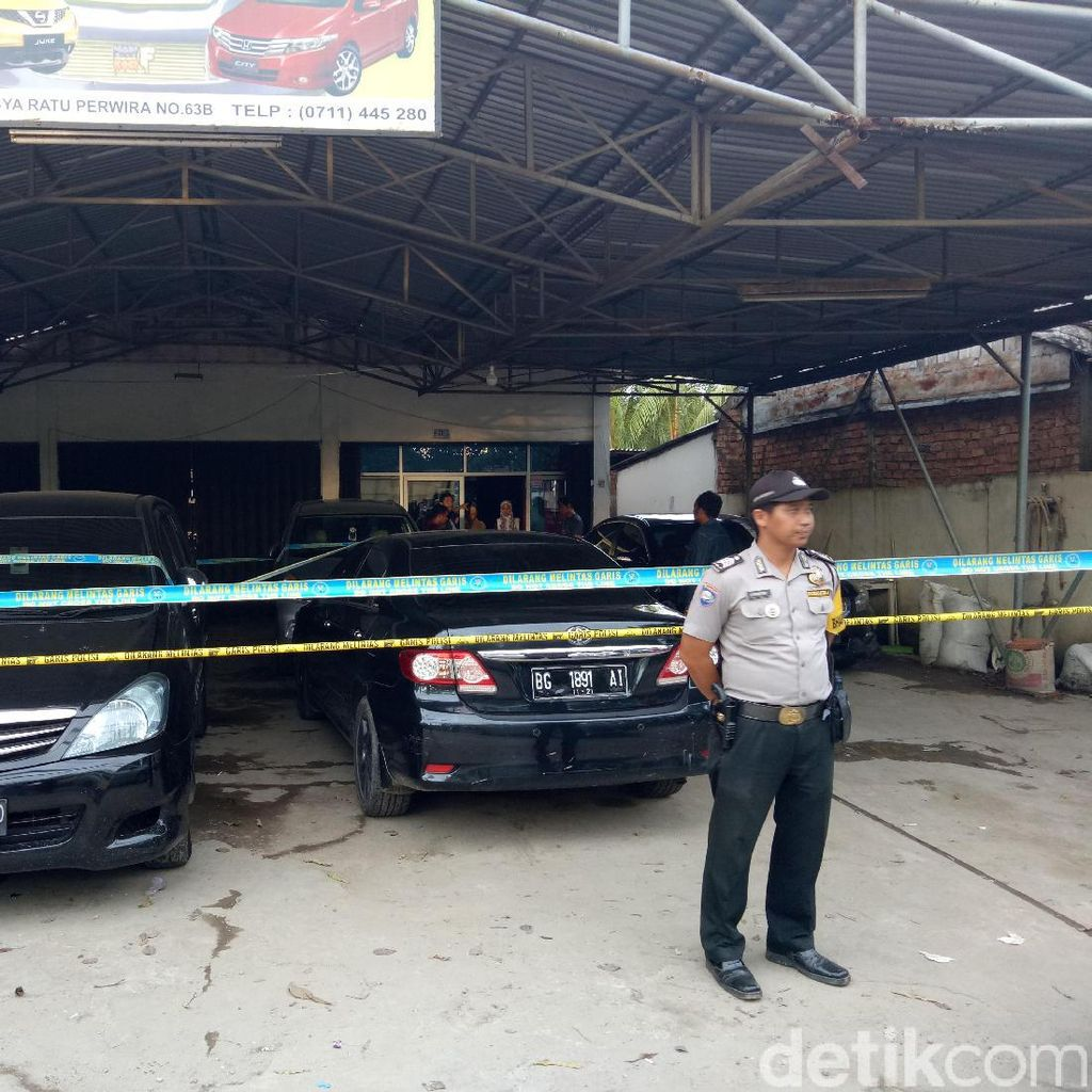 BNN Gerebek Rumah Bandar Narkoba di Palembang, 1 Senpi Disita