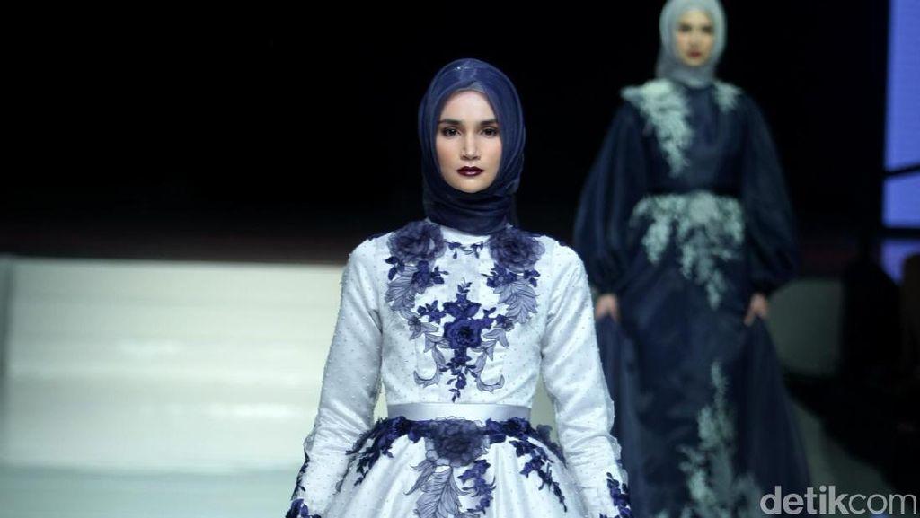 Foto: Koleksi Busana Muslim Ayu Dyah Andari