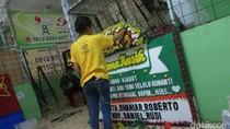 Pedagang Bunga Rawa Belong Kebanjiran Pesanan Bunga untuk Ahok