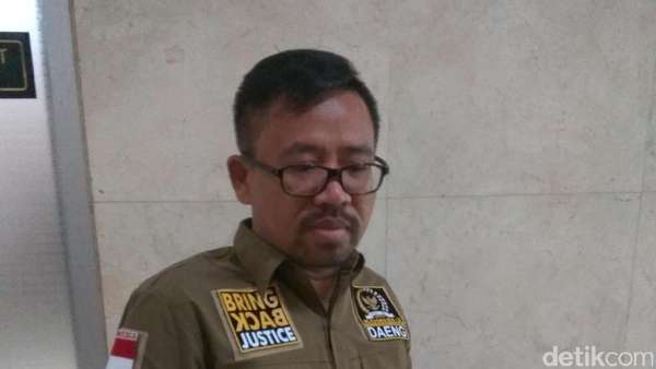 Diminta Cabut Tanda Tangan Angket KPK, Politikus PAN Konsultasi Dulu