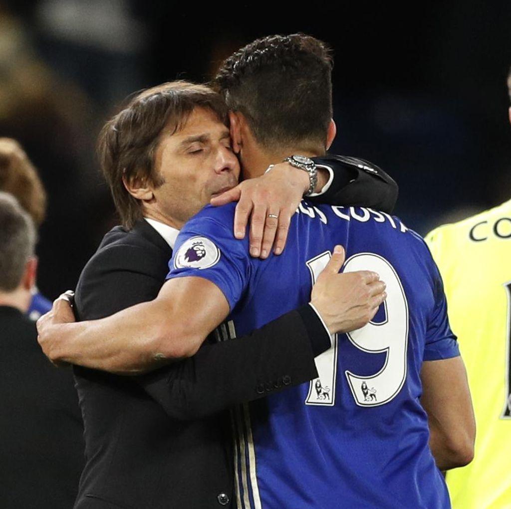 Senangnya Conte Kebijakan Rotasinya Berbuah Manis