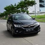 Uji Honda City Terbaru