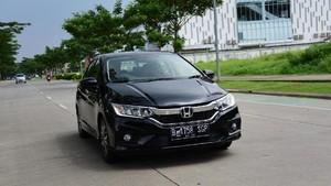 Test Drive New Honda City