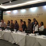 Bank Danamon Raup Laba Rp 1,05 T di Kuartal I-2017, Naik 29%