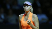 Sharapova Tandai Comeback dengan Kemenangan