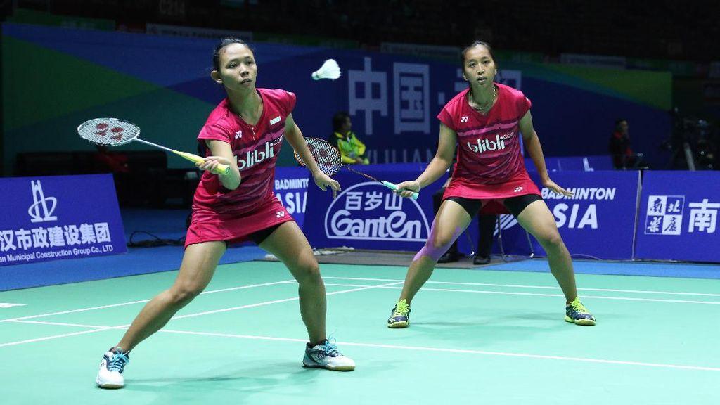 Tiga Ganda Kalah, Indonesia Sisakan Satu Wakil di Perempatfinal