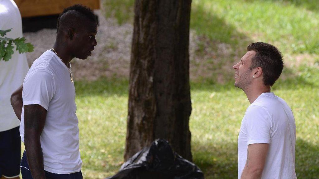 Pemain-Pemain Overrated versi Cassano: Pogba, James, dan Balotelli