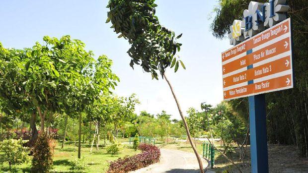 Taman Harmoni (Zaenal/detikTravel)