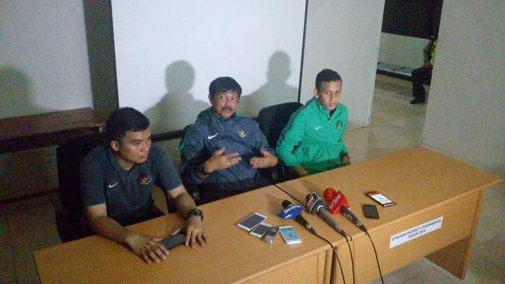 Meski Timnas U-19 Menang, Indra Sjafri Tetap Tak Puas