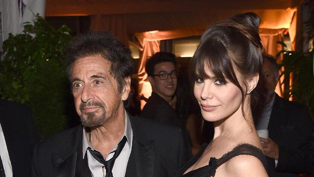 Al Pacino-Lucila Sola, Pasangan Beda Usia yang Mesra Terus