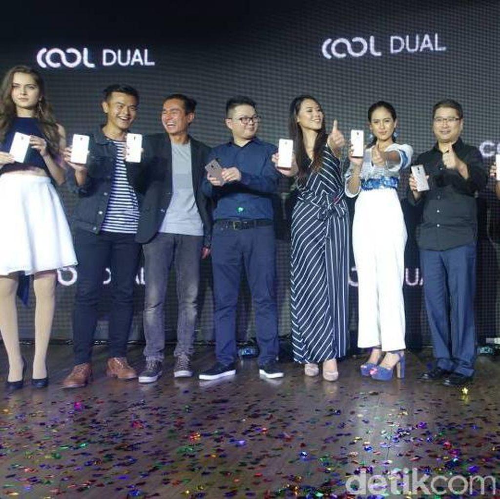 Smartphone Coolpad Sudah Made In Surabaya