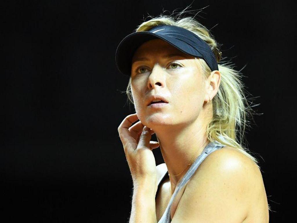 Reaksi Sharapova terhadap Kritik Dari Para Rival