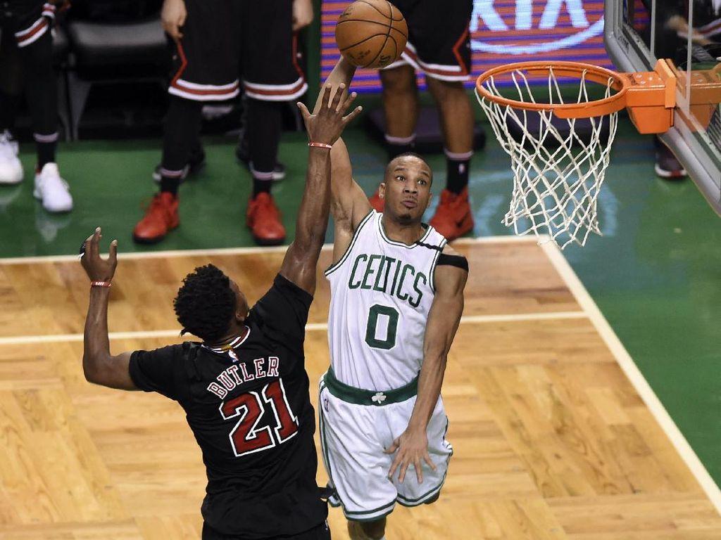 Celtics Menangi Gim 5, Ungguli Bulls 3-2