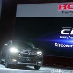 Honda CR-V Pakai Mesin 1.5 Turbo, Powernya Sama Kok dengan 2.4