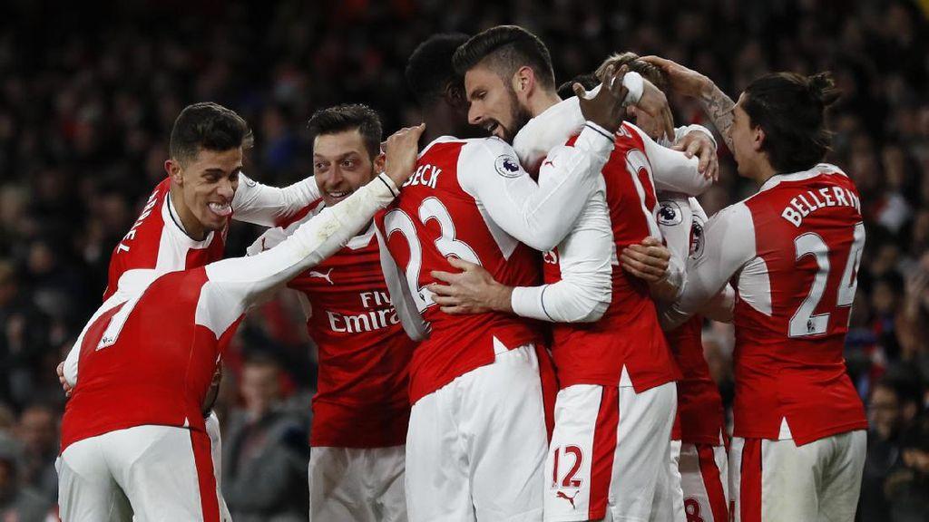 Modal Bagus Arsenal untuk Tatap Derby London Utara