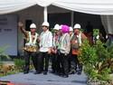 Jokowi Pamer Hunian Pekerja di Tangerang Selatan DP 1%