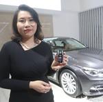 Canggih, BMW Bawa Seri 7 yang Bisa Parkir Sendiri