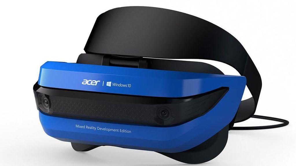 Acer Mixed Reality Siap Unjuk Kebolehan di New York