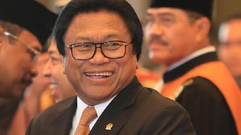 Disebut Banci oleh Ketua KPK, OSO: Bukan Urusan Dia